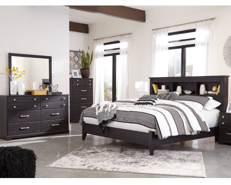 Ashley Reylow King With Storage Rent To Own Bedroom Sets A Rentals